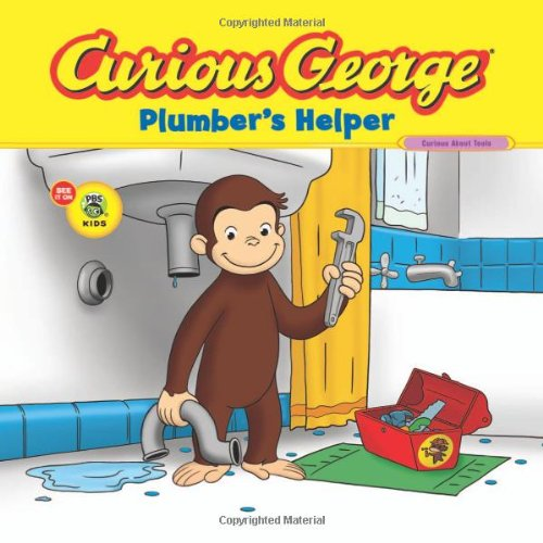 Curious George Plumber's Helper 9780547235899