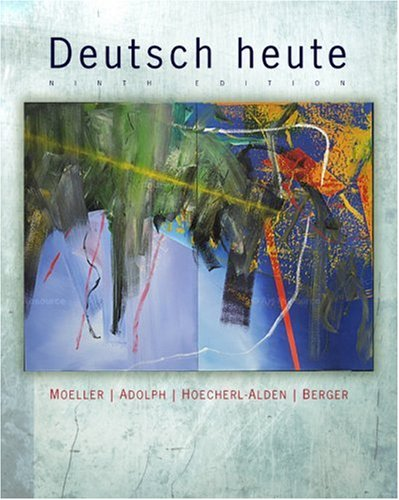 Deutsch Heute: Introductory German 9780547180588