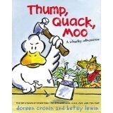 Diary of a Spider and Thump, Quack, Moo