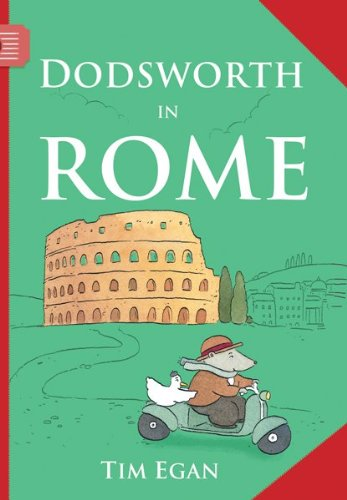 Dodsworth in Rome 9780547390062