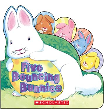 Five Bouncing Bunnies 9780545458252