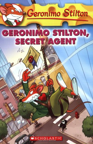 Geronimo Stilton, Secret Agent 9780545021340