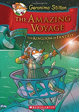 The Amazing Voyage 9780545307710