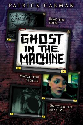 Ghost in the Machine 9780545075701