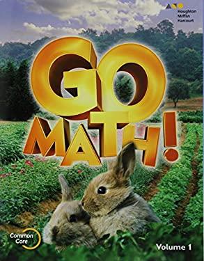 Go Math!: Student Edition Volume 1 Grade K 2015