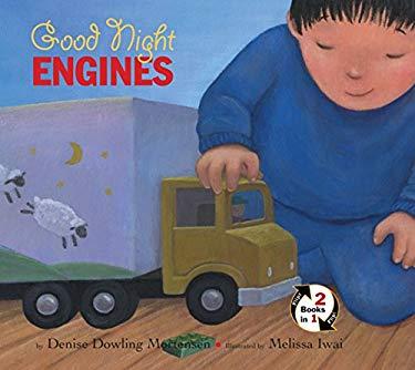 Good Night Engines/Wake Up Engines 9780547510767