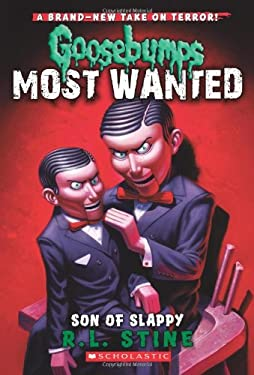 Goosebumps Most Wanted #2: Son of Slappy 9780545417990