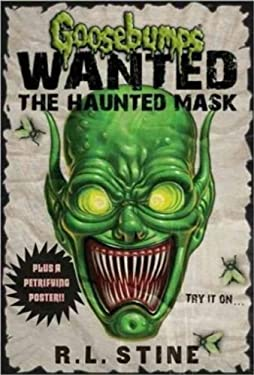 Goosebumps Wanted: The Haunted Mask 9780545417938
