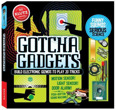 Gotcha Gadgets 9780545449335