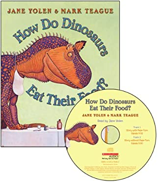 How Do Dinosaurs Eat Their Food? [With Paperback Book] 9780545117555