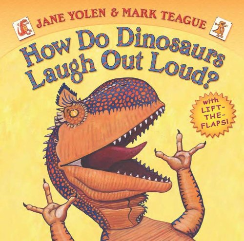 How Do Dinosaurs Laugh Out Loud? 9780545236522