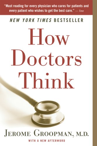 How Doctors Think 9780547053646