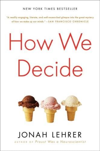 How We Decide 9780547247991