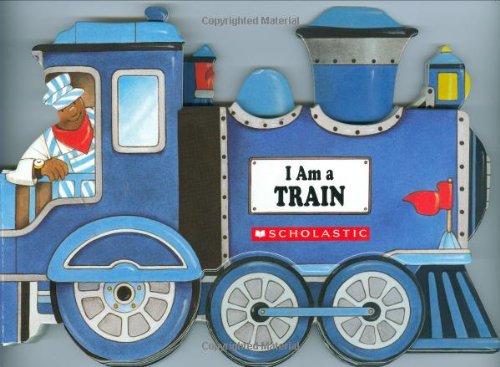 I Am a Train 9780545079624