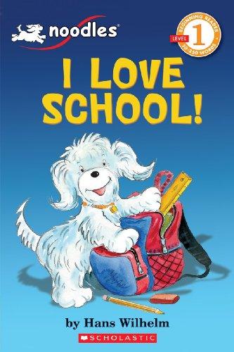 I Love School! 9780545134743