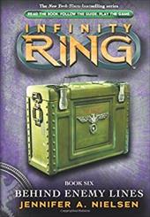 Infinity Ring Book 6: Behind Enemy Lines - Library Edition 22042604