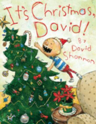 It's Christmas, David! 9780545143110