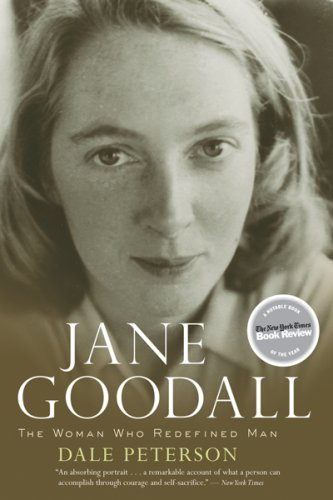 Jane Goodall: The Woman Who Redefined Man 9780547053561