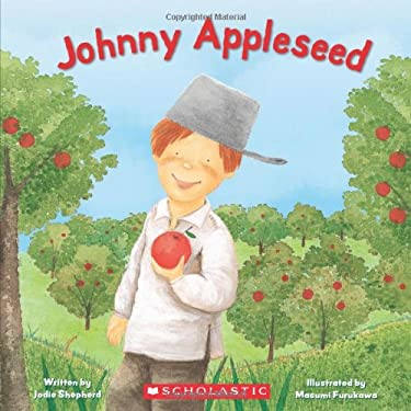 Johnny Appleseed 9780545223065