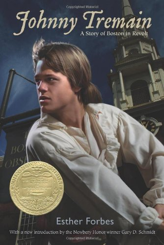 Johnny Tremain 9780547614328