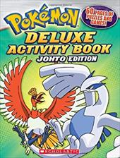 Deluxe Activity Book: Johto Edition 1840707