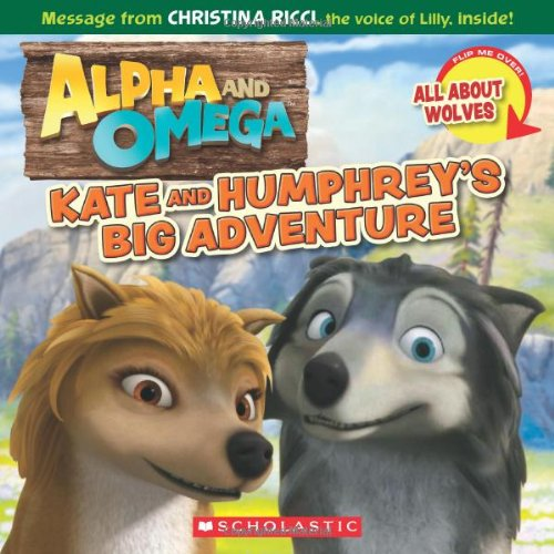 Kate and Humphrey's Big Adventure/All about Wolves 9780545214605