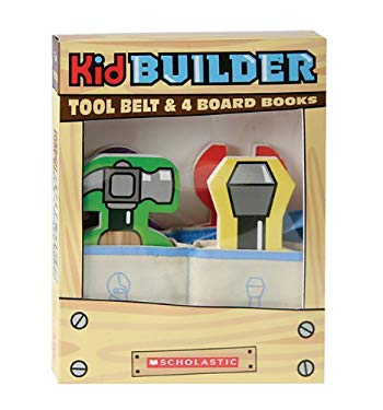 Kid Builder [With Fabric Tool Belt]