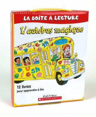 La Boite A Lecture: L'Autobus Magique 9780545981101