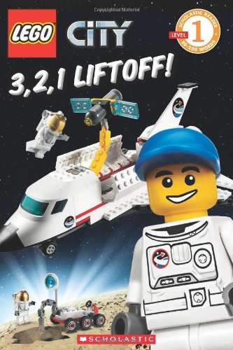 Lego City: 3, 2, 1 Liftoff! 9780545331678