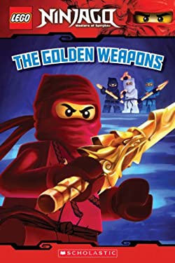 Lego Ninjago Reader #3: The Golden Weapons 9780545401159