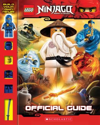 Lego Ninjago: Masters of Spinjitzu Official Guide [With Toy] 9780545348294