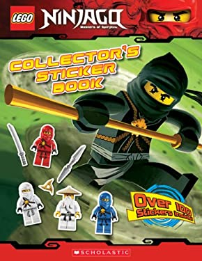 Lego Ninjago: Collector's Sticker Book 9780545356305