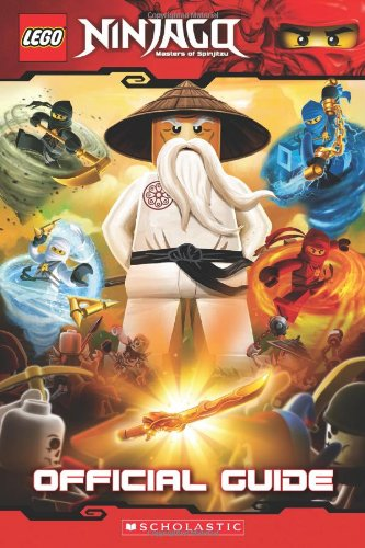 Lego Ninjago: Official Guide 9780545362580