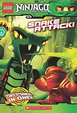 Lego Ninjago: Snake Attack! (Chapter Book #5) 9780545465182