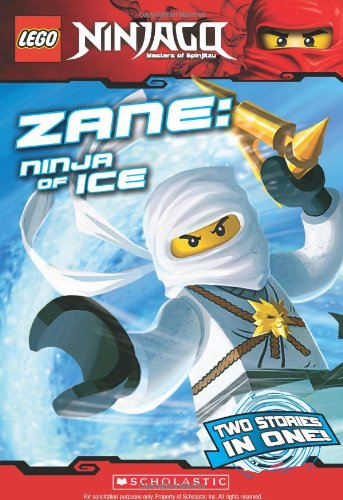 Zane: Ninja of Ice 9780545348287