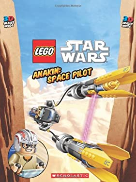Anakin: Space Pilot [With 3-D Glasses] 9780545304405