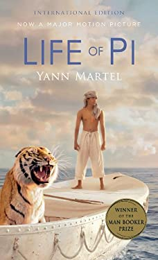 Life of Pi (International Edition, Movie Tie-In) 9780544045200