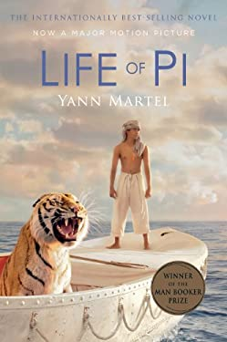 Life of Pi (Movie Tie-In) 9780547848419