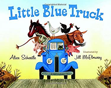 Little Blue Truck 9780547248288