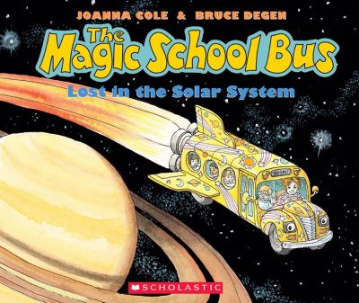 Magic School Bus: Lost in the Solar System [With Paperback Book] 9780545220880