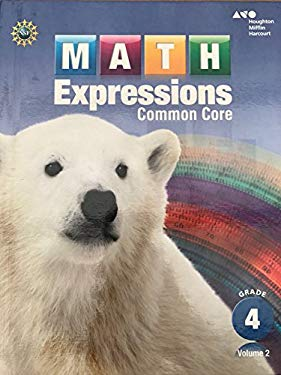 Math Expressions Student Activity Book Volume 2 Hardcover Grade