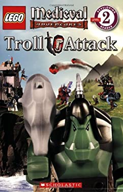 Medieval Adventures: Troll Attack 9780545093378