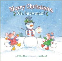 Merry Christmas, Mr. Snowman!