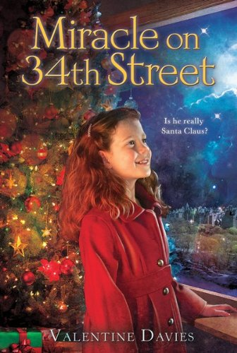Miracle on 34th Street 9780547414423