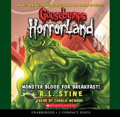 Monster Blood for Breakfast! 9780545113274