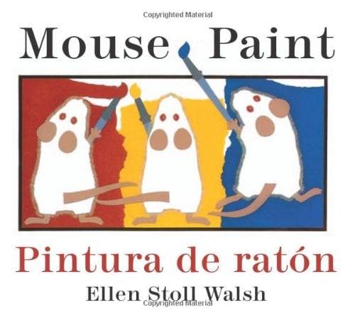 Mouse Paint/Pintura de Raton 9780547333328