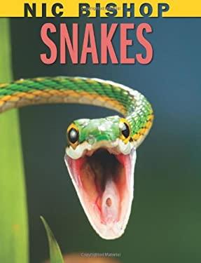 Nic Bishop Snakes 9780545206389