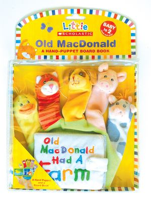 Old MacDonald [With Hand-Puppet] 9780545026031