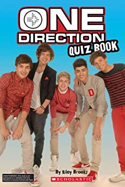 One Direction: Quiz Book 9780545505451