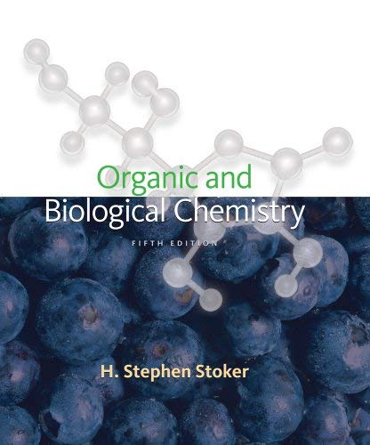 Organic and Biological Chemistry 9780547168043